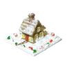 Tiny Christmas Gingerbread House