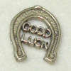 Sterling Silver Good Luck Horseshoe