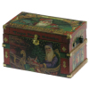 Christmas Wood Trunk KIT