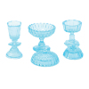 Pale Blue Candy Dish Set
