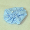 Handcrafted Blue Shower Cap