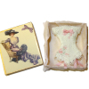 Artisan Crafted Corset In Gilded Gift Box with Bow
