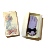 Handcrafted Lavender Gloves In Gift Box