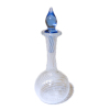 Dieter Dorsch White Swirl Genie Bottle Decanter