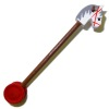 Hand Crafted Wood Hobby Stick Horse with Turning Wheel