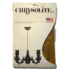 Golden Era Two Arm Chandelier KIT