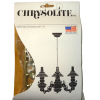 Heritage Three Arm Chandelier KIT