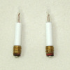 Two Cir-Kit Flame Tip Candle Body Bulbs
