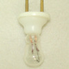 Working Plug-In Bare Light Bulb Ceiling Fixture