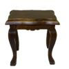 Victorian End or Lamp Table Walnut Wood