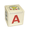 Opening Alphabet Block Toy Chest