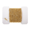Gold Christmas Tinsel Garland