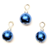 Royal Blue Christmas Ornaments