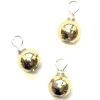 Christmas Gold Ball Ornament Set