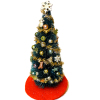 Traditional Decorated Christmas Tree