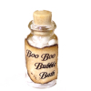 Boo Boo Bubble Bath Halloween Witches Brew Magic Potion Bottle