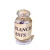 Blanched Bats Halloween Witches Brew Magic Potion Bottle