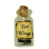 Bat Wings Halloween Witches Brew Magic Potion Bottle