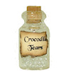 Crocodile Tears Halloween Witches Brew Magic Potion Bottle