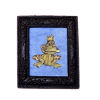 Framed Halloween Bewitched Frog Prince Picture