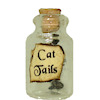 Cat Tails Halloween Witches Brew Magic Potion Bottle