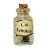 Cat Whiskers Halloween Witches Brew Magic Potion Bottle