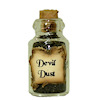 Devil Dust Halloween Witches Brew Magic Potion Bottle