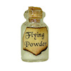 Flying Powder Halloween Witches Brew Magic Potion Bottle