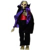 Chester The Purple Eye Halloween Skeleton Vampire