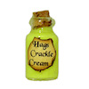 Hags Crackle Cream Halloween Witches Brew Magic Potion Bottle
