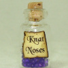 Knat Noses Halloween Witches Brew Potion Bottle