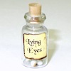 Lying Eyes Witches Brew Halloween Magic Potion Bottle