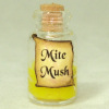 Mite Mush Halloween Witches Brew Magic Potion Bottle