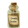 Snake Scales Halloween Witches Brew Magic Potion Bottle