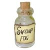 Swamp Fog Halloween Witches Brew Magic Potion Bottle