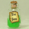 Toe Jam Halloween Witches Brew Magic Potion Bottle