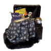 Handcrafted Filled Magic Halloween Witch Trunk