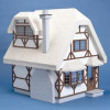 Aster Tudor Cottage Dollhouse Kit