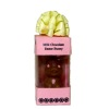 Dollhouse Miniature Chocolate Easter Bunny Rabbit in Box