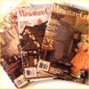 Miniature Collector Magazine Set