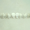 Halloween Party Decoration - Skulls Garland
