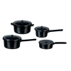 Black Cooking Pot Set
