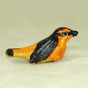 Hand Painted Oriole Bird