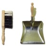 Dieter Dorsch Handcrafted Dustpan And Soft Bristle Broom Set
