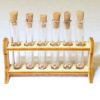 Dieter Dorsch Test Tubes With Corks And Rack