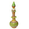 Dieter Dorsch Tall Green Accent Genie Bottle