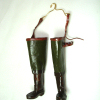 Dolls Cobbler Hand Crafted Fisherman's Hip Waders