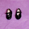 Dolls Cobbler Patent Leather Mary Jane Dress Shoes