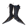 The Dolls Cobbler Classic Halloween Witch Boots