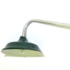 Working Large Green Outdoor Security Shop Light
